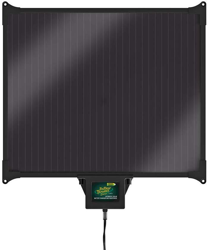 Battery Tender 12V, 830mA, 15W Solar Battery Charger