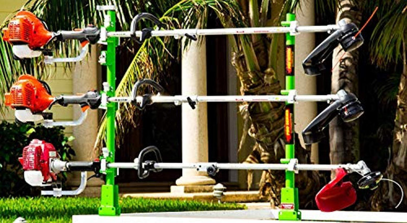 Green Touch Xtreme Pro Series Trimmer Rack - 3 Position, Model