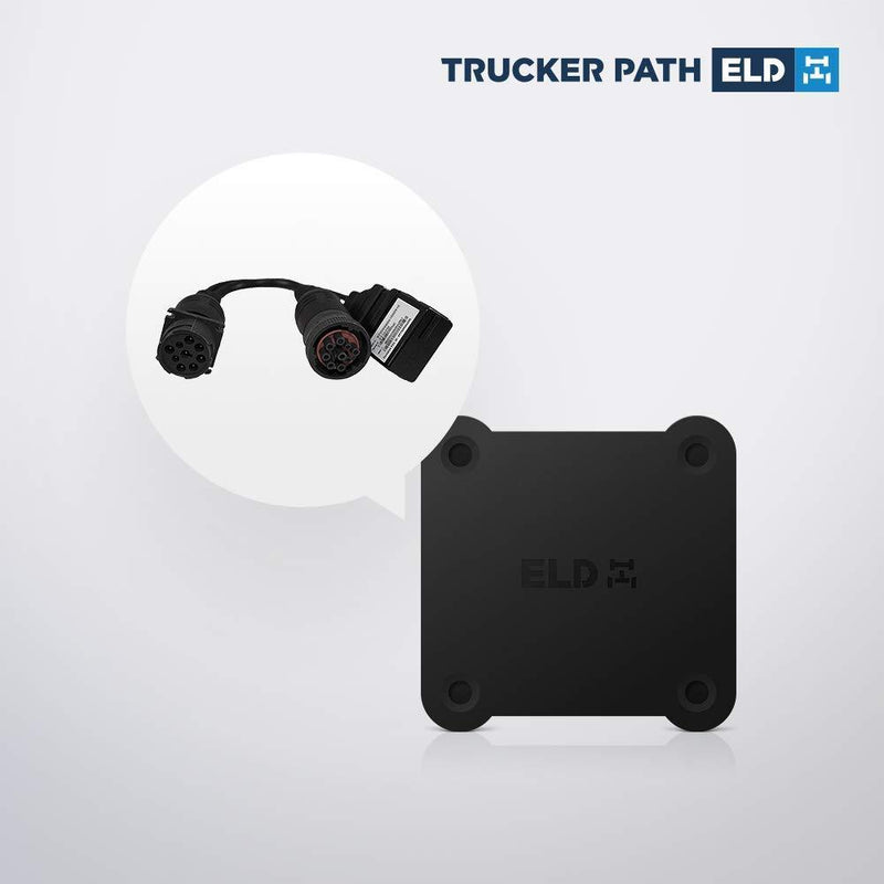 Trucker Path ELD – Electronic Logging Device, HOS, GPS Tracking, IFTA, ELD Compliance, OBDII Light