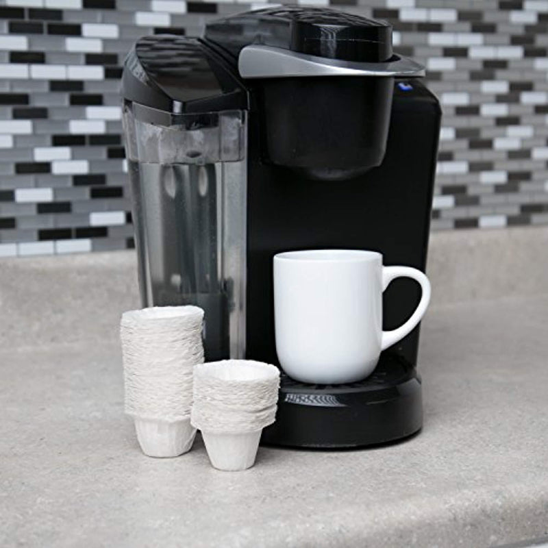 Disposable Filters for Use in Keurig Brewers- 600 Single Serve Replacement Filters for Regular and Reusable K Cups- Use Your Own Coffee in K-cups