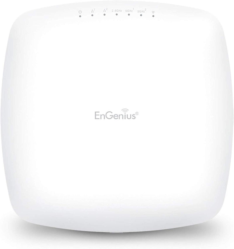 EnGenius Networking EWS385AP Neutron 11ac Wave2 Tri-Band Managed Indoor Wireless AccessPoint Retail