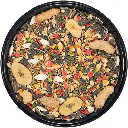 Sleek & Sassy Garden Small Animal Food for Hamsters, Gerbils, Mice & Rats