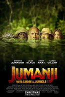 Jumanji: Welcome to the Jungle [Blu-ray] (Packaging May Vary)