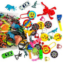 Bulk Toy Assortment - 120 Piece Party Favors for Kids, Treasure Box Prizes for Classroom, Pinata Filler, Small Toys, Goodie Bag Fillers