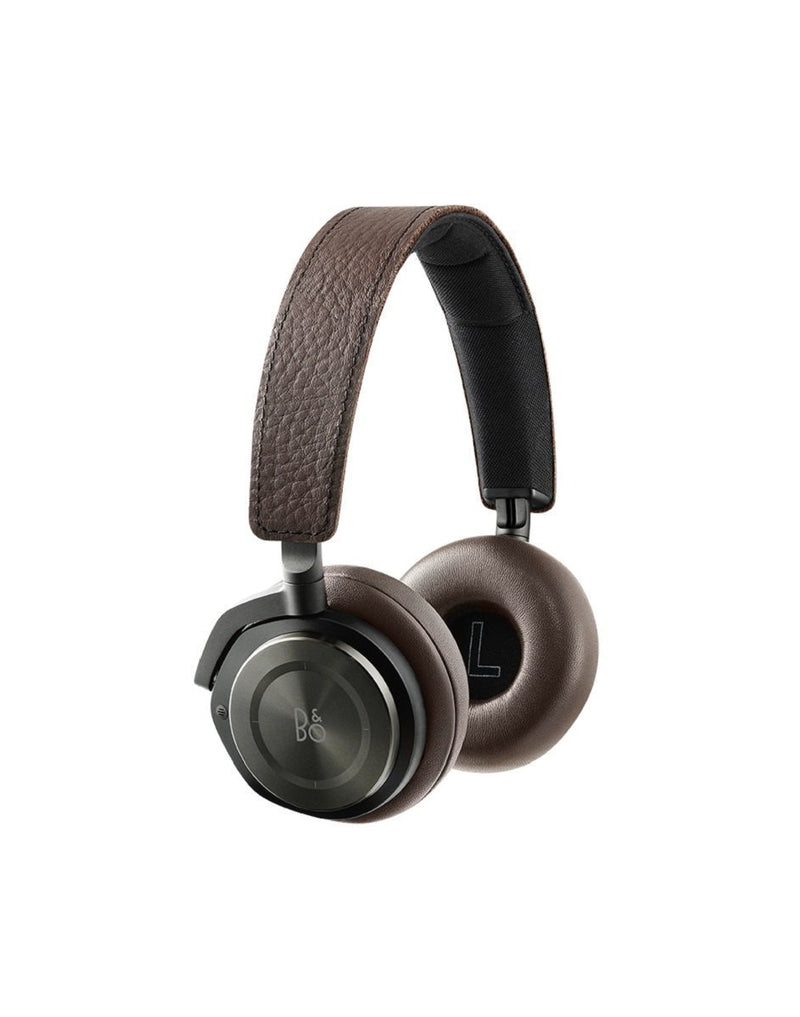 B&O PLAY by Bang & Olufsen 1642206 Beoplay H8 Wireless On-Ear Headphone with Active Noise Cancelling, Bluetooth 4.2 (Gray Hazel)
