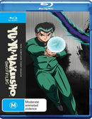 Yu Yu Hakusho: The Complete First Season