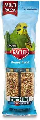 Kaytee Forti Diet Pro Health Honey Treat - Parakeet