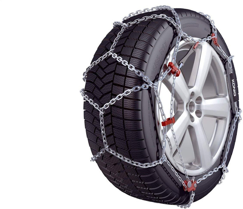 KONIG XB-16 245 Snow chains, set of 2