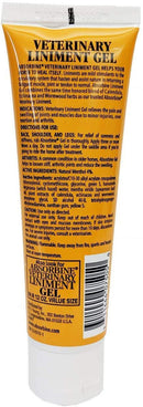 Absorbine Veterinary Liniment Topical Analgesic Sore Muscle and Arthritis Pain Relief Warming Liniment Rub, 3 Ounce