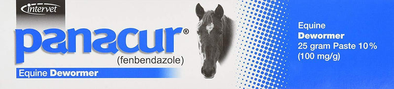 PANACUR Dewormer HORSE PASTE 10%, 100mg