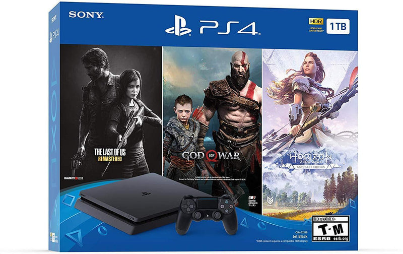 PlayStation 4 Pro 1TB Limited Edition Console - Death Stranding Bundle