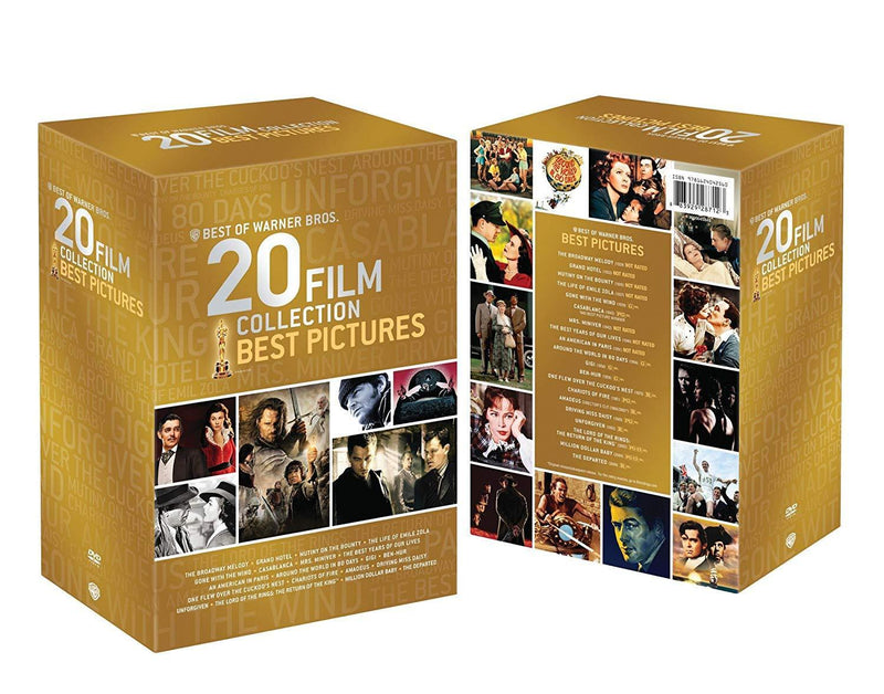 Best of Warner Bros. 20 Film Collection: Best Pictures (DVD)