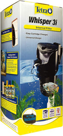 Whisper In-Tank Filter with BioScrubber for aquariums