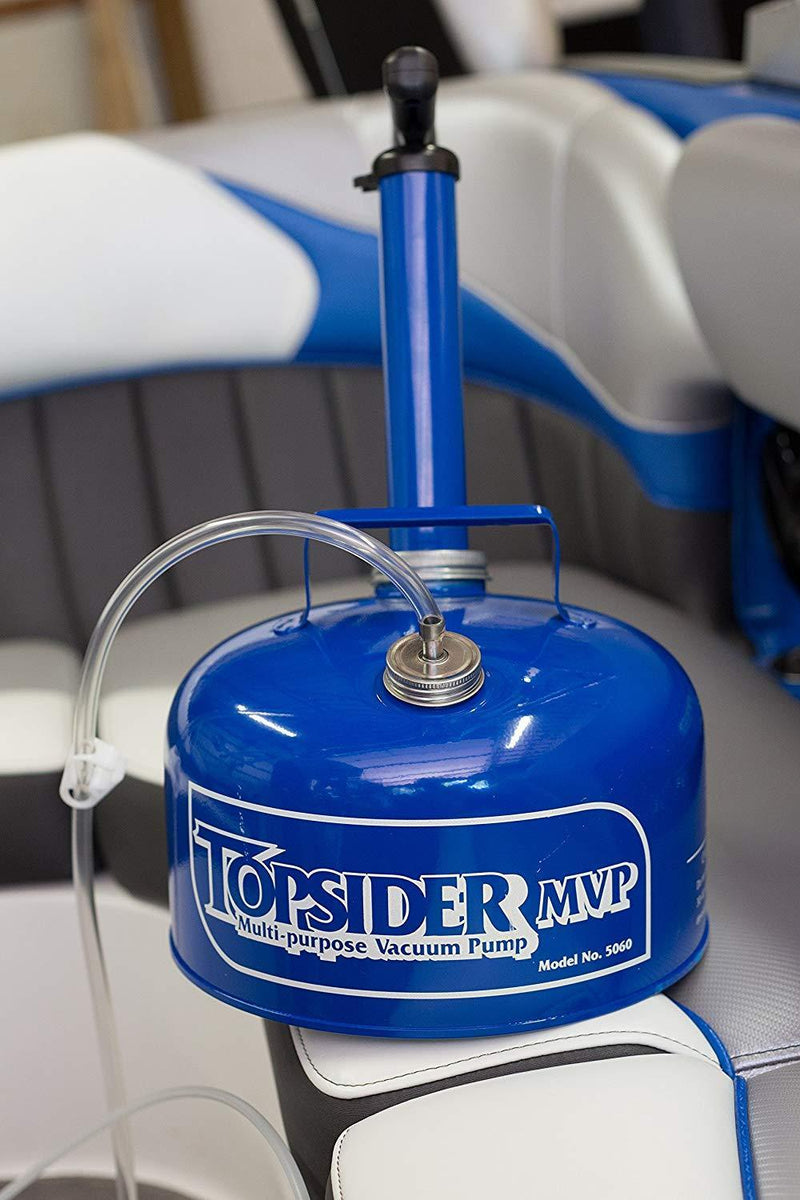 Air Power America 5060TS Topsider Multi-Purpose Fluid Removing System