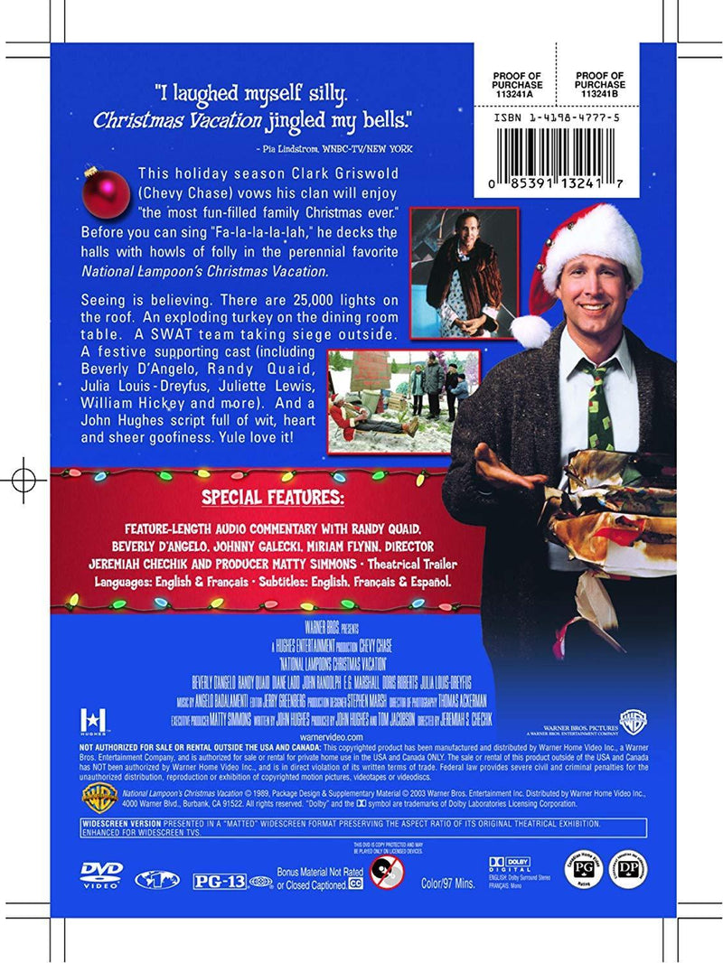 National Lampoon's Christmas Vacation (DVD)