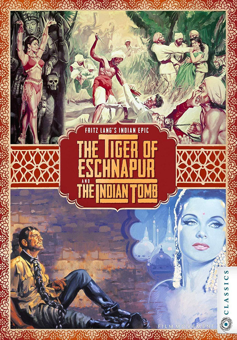 Fritz Lang's Indian Epic
