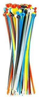 Maximm Ethernet Cable Cat6 Snagless - 6 Feet - Multi-Color - [5 Pack] - Pure Copper - UL Listed - Cable Ties Included