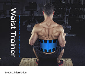 Back Support & Trainer