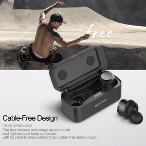 ROCKSPACE Bluetooth Earphone True Wireless Earbuds - Humble Ace