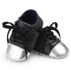 PU Leather Infant Sneakers - Humble Ace