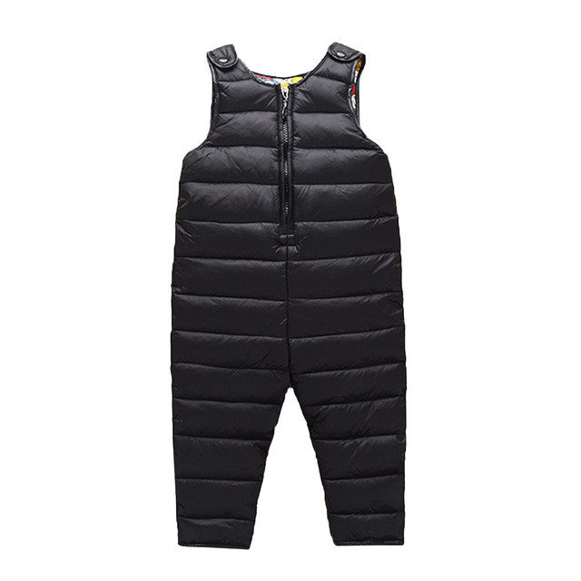 Kids Romper winter Down Coat - Humble Ace
