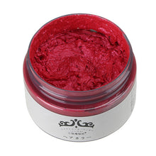 Colourful Hair Wax - Temporary Hair Dye - Humble Ace