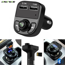 Bluetooth Car Kit Handsfree Set FM Transmitter MP3 - Humble Ace