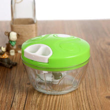 Multi function Pull-cord instant food chopper - Humble Ace