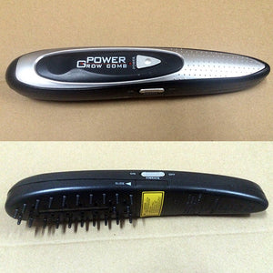 "Hair Revitalizer Comb  ""Power Grow"" Stop Hair Loss"