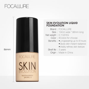 Face Makeup Base - Liquid Foundation