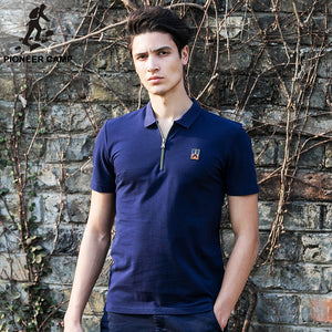 men's polo shirt slim fit - Humble Ace