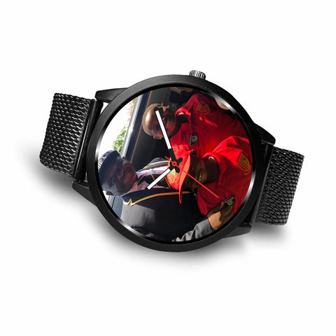 Asmaa James Custom Designed Watch - The Poacher Online