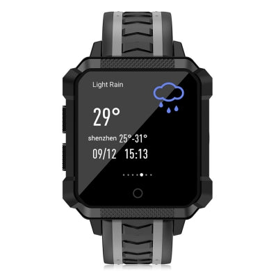 Microwear H7 Smart Watch GPS Location / IP68 Waterproof / Heart Rate Monitor