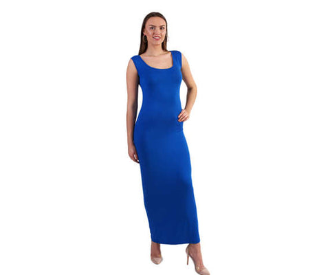 Blue Cornflower Dress - The Poacher Online