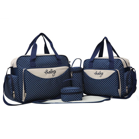 5pieces/Set Mummy Set Maternity Handbag - The Poacher Online