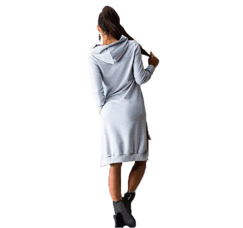 Cotton Tunic with Hood - The Poacher Online