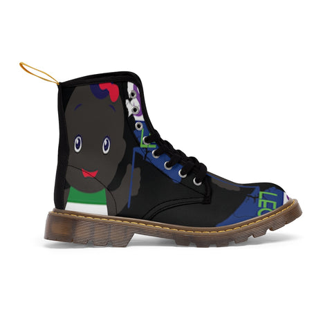 Proudly Sierra Leonean Men's Martin Boots
