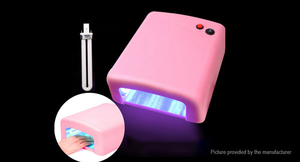 36W UV Curing Lamp Nail Gel Polish Dryer - The Poacher Online