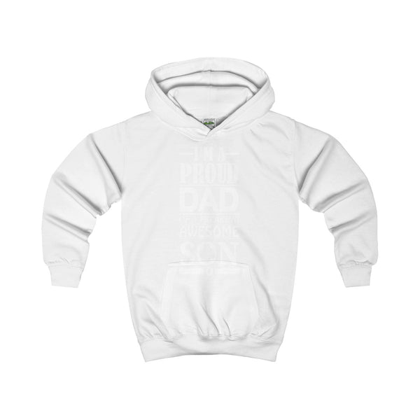 Dad and Son Kids Hoodie - The Poacher Online