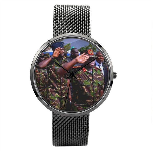 Vamba Konneh Waterproof Quartz Fashion Watch