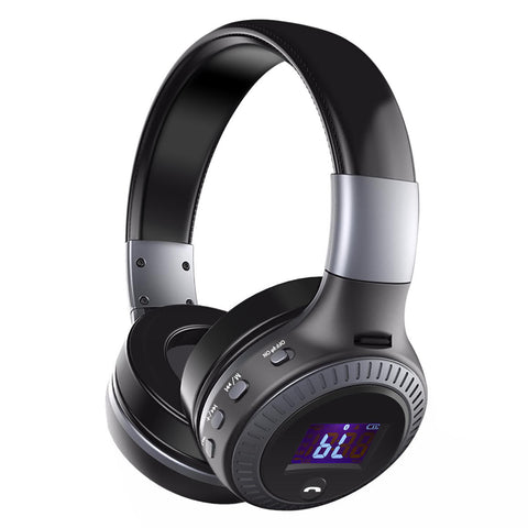 B19 HiFi Wireless Bluetooth Headphone - The Poacher Online