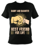 Dad & Daughter BFF T-Shirt - The Poacher Online