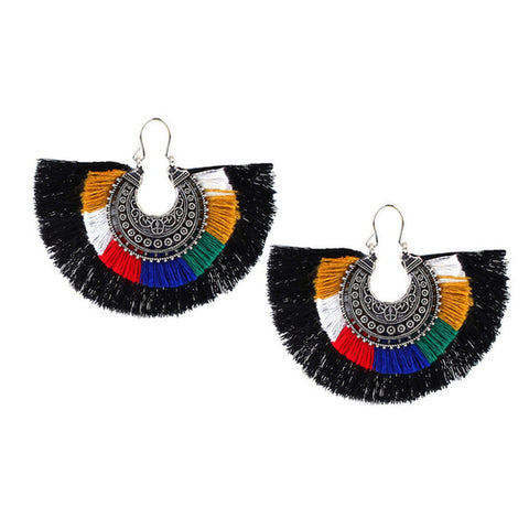 Vintage Women Bohemian Earrings