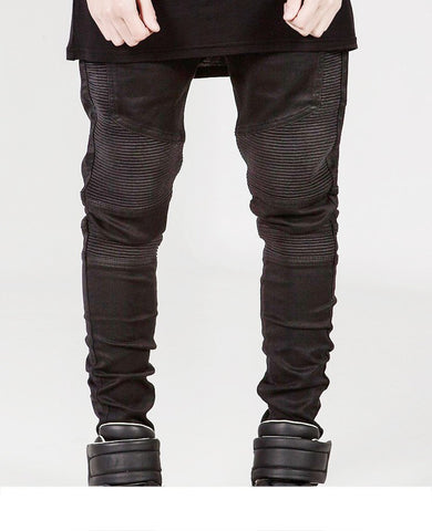 Perez Hilton Biker Jeans - The Poacher Online