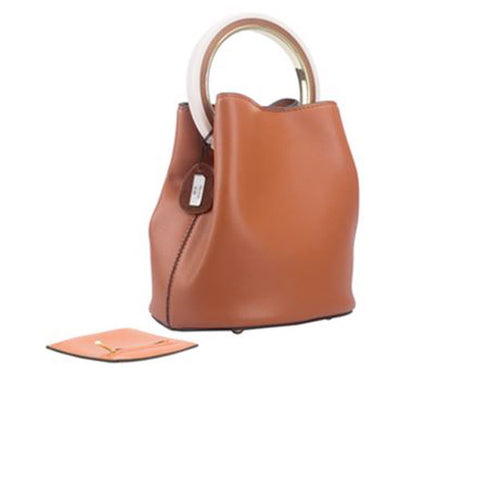Brown Women's Tote Handbags
