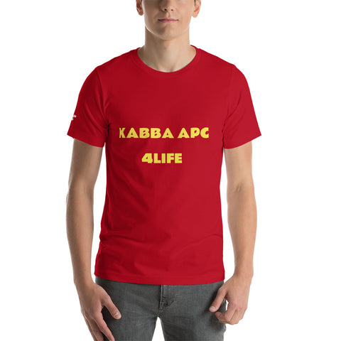 Kabba APC Short-Sleeve Unisex T-Shirt - The Poacher Online