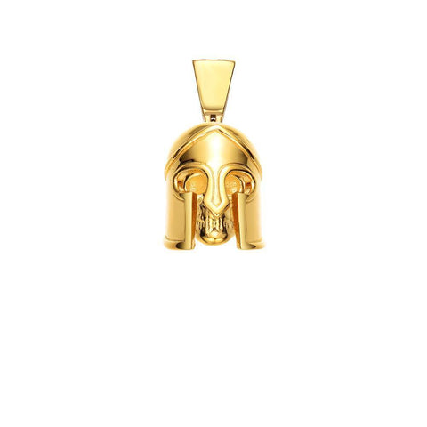 Mister Spartan Skull Necklace - The Poacher Online