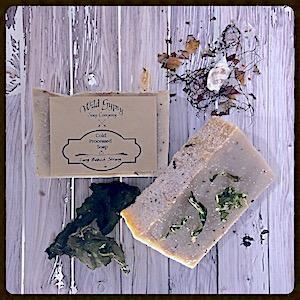 Long Beach Strong Soap, Wild Gypsy Soap Company