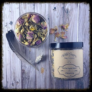 Detoxifying Herbal Steam, Wild Gypsy Soap Company