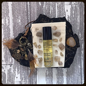 Vacation Perfume Blend, Wild Gypsy Soap Company